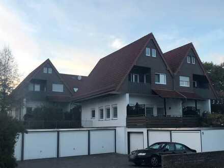 Grünberg - Stadtwohnung - Reihenhausstil