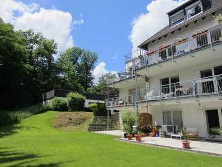 2 Sonnenterrassen! 2-3 Zimmer Maisonette-Whg. mit EBK & Fernsicht in Bad Schwalbach
