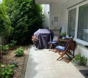 Gut vermietete, schicke 3-Zimmer-Wohnung mit Terrasse in Niedernhausen!