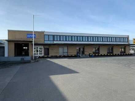 Gewerbehalle mit Büro Top-Sichtbarkeit zur A391 BS-Südwest - Gartenstadt