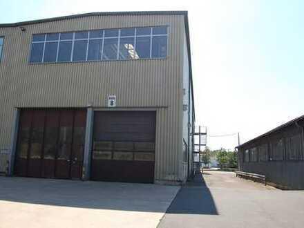 Lager-/Produktionshalle mit Portalkran (20t Traglast) in Gronau