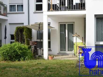 Attraktive, vermietete 3-Zimmer-Erdgeschosswohnung mit sonniger Terrasse und 2 Stellplätzen
