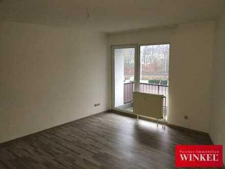 1-Zimmerapartment Pantryküche, Duschbad, Balkon und Stellplatz in Gevelsberg -neues Laminat!-