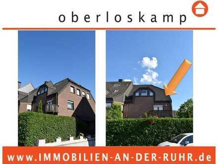 Haus statt Wohnung! Reiheneckhaus – ideal für 2 Personen – mit überdachtem Terrassenbereich & Garage