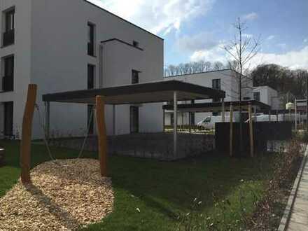 Stilvolle, neuwertige 3-Zimmer-Whg mit großem Balkon und Luxus-EBK direkt am Gölbachtal
