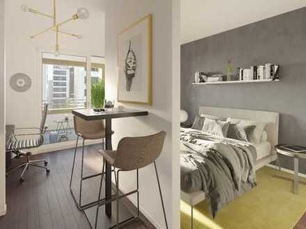 Renditestarkes City-Apartment in unmittelbarer Nähe der EZB!