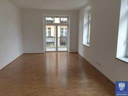 Barrierefrei! Großzügige 2-Zimmer-Wohnung mit schönem Balkon!