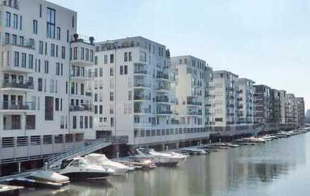River Penthouse in Frankfurt am Main Westhafen