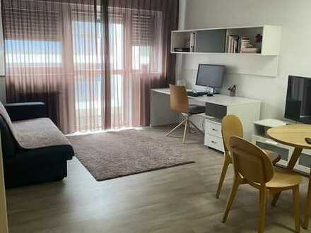 2 room furnished apartment in Bahnstadt