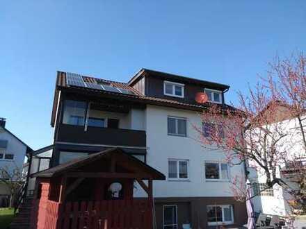 Ansprechende 3-Zimmer-Wohnung mit Balkon und EBK in Freiburg im Breisgau