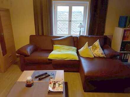 2 Zimmer-Maisonette-Wohnung in der Altstadt