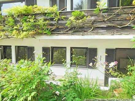 Hübsche Whg mit sep. Eingang und Terrasse in einem gepflegten EFH in bester Lage, Miete INKL. NK