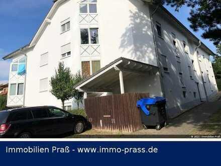 Top-Gelegenheit! Schöne 2ZKB Dachgeschosswohung in Hackenheim/Bad Kreuznach zu vermieten