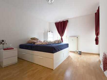 Sonnenhelle 2-Zimmer-Terrassenwohnung in begehrter Ruhiglage