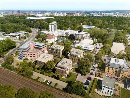 Im Herzen von Dresden: Schöne 3-Zimmer-Wohnung mit Loggia