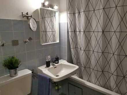 Gepflegte 1-Zimmer-Wohnung mit Balkon und Einbauküche in Bochum