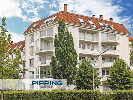 """Ansprechend und modern:  """"Großzügige 2-Zimmer-Wohnung mit Balkon und Tiefgaragenstellplatz"""""""