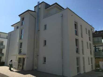 Neubau-2-Zimmer-Penthouse-Wohnung in Bad Wörishofen mit Dachterrasse