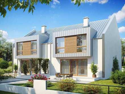 Neubau Haushälften in Lehre-Wendhausen
