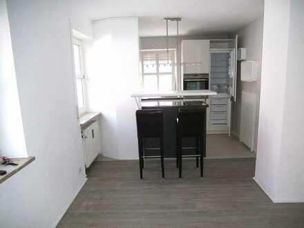 1,5-ZKB- EG Wohnung mit Einbauküche