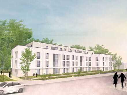 Exklusive Penthouse-Neubauwohnung mit Dachterrasse im Grüngürtel Schonnebecks