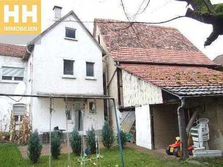 """""""Besichtigung am 21.2.19: Zentral in Scharnhausen: Haus, Garten, Scheune"""""""