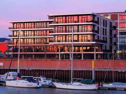 exklusive Bürofläche im Europahafen