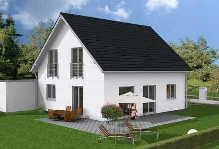 NEUBAU EINFAMILIENHAUS in Burgau / LK Günzburg - mit besonderem Charme - attraktives Grundstück
