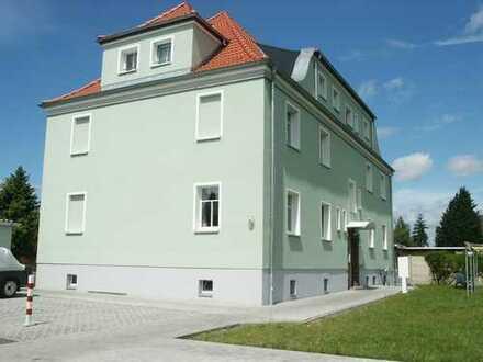 Gemütliche 1- Raumwohnung im Dachgeschoss in Leipzig Burghausen