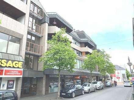 Ehemaliges Restaurant an der Fußgängerzone in Bünde