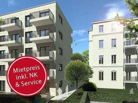 Dresden-Neustadt | Seniorengerechtes Wohnen mit Service I NK inkl.