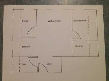 2-Zimmer-Wohnung in Gochsheim