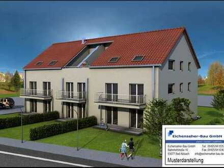 Reserviert!!! Helle, Moderne 3-Zi-Eigentums-Whg. mit Garten 88 m²