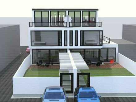 NEUBAU nach IHREM WUNSCH: Designer Haus - Architekten Haus - Einzigartig Wohnen - Black White House