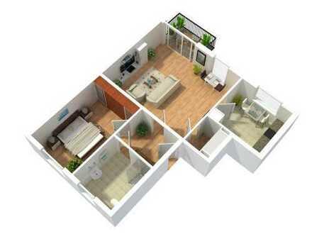 Eigentumswohnung mit 2,5-Zimmern in zentraler Lage von Waltrop - WE4