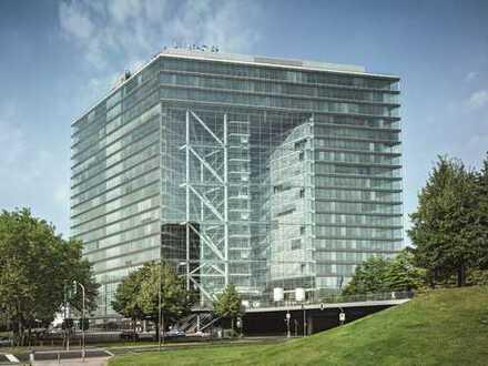 Hochmoderne Büroflächen im Landmark-Building