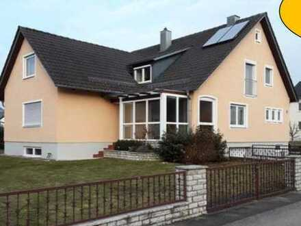 4-Zimmer-EG-Wohnung mit Garten in Geisenfeld