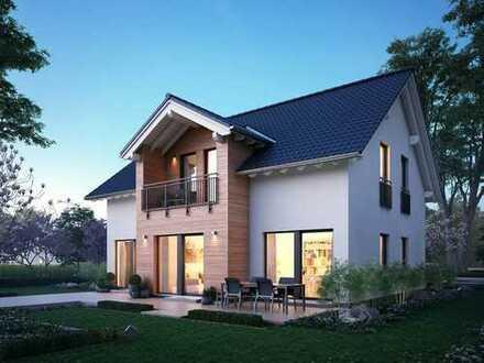 Ein großes Haus mit viel Platz? Sprechen Sie mit uns - wir haben bestimmt auch Ihr Traumhaus.