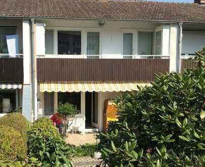 Reihenhaus mit vier Zimmern und kleinem Garten in Bonn, Hardtberg