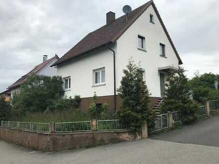 Einfamilienhaus in Billigheim mit vielen Gestaltungsoptionen