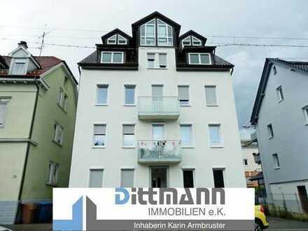 Gemütliche 2-Zimmer-Wohnung in Albstadt-Ebingen
