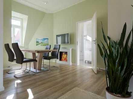 hochwertiges möbliertes Apartment Nähe TU/Max PLank Institut/HBF N39/28