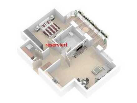 Eigentumswohnung Nr. 5 mit Balkon