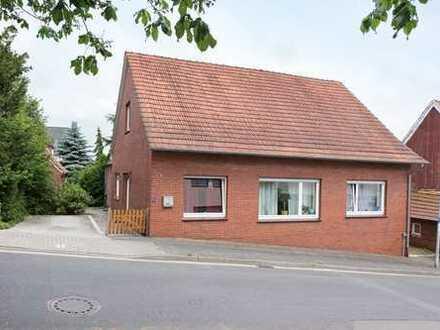 ***Europa-Makler*** Charaktervolles Einfamilienhaus am Stadtzentrum Bad Bentheim