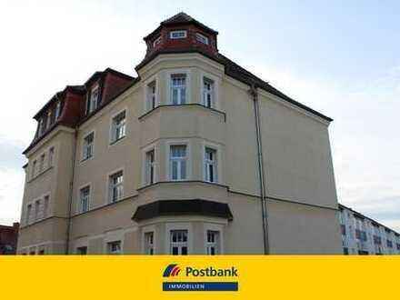ideale Kapitalanlage: Helle Drei-Zimmer-Wohnung mit gemütlichem Erker in Engelsdorf