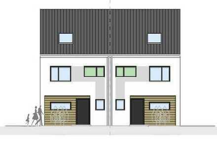 Sandhausen!!! Das letzte Haus!!! Moderne Doppelhaushälfte im Neubaugebiet!!!