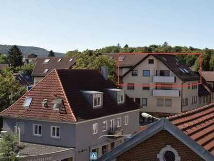Dachgeschosswohnung in Aalen  Zentrale Lage in der City