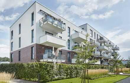 NEU +++ Neubauwohnung mit großem Balkon im ruhigen Innenhof +++