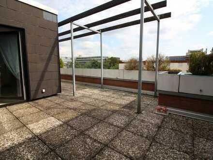 Bothfeld: Vermietetes 3-Zimmer Penthouse in ruhiger idyllischer Lage!