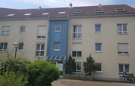 Stilvolle, gepflegte 3-Zimmer-Wohnung mit Balkon und Einbauküche in Frankfurt am Main